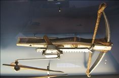 Medieval Crossbows, a great page full of bows, and information.