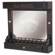 Jack Daniels Back Bar with Mirror JD-33400
