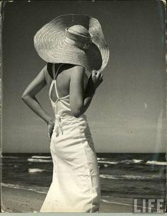 Beachwear - 1930's - Featured in Life Magazine - @~ Watsonette