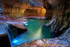 Zion National Park - Emerald Pools, Utah