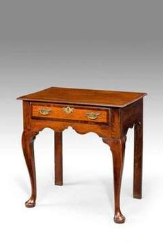 Mahogany Slant Front Desk Georgian Furniture Storage And Desks