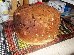 Crockpot Raisin Bread! SO good!