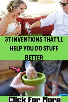 37 Inventions That'll Help You Do Stuff Better Cool Pins, Try Not To Laugh, Mans World, Funny Pins, New Pins, Inventions, All In One, Stuff To Do, My Photos