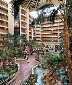 87 Best Embassy Suites Images On Pinterest Embassy Suites Hotel