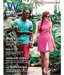 Our WATCH IT! Spring & Summer Magazine is finally here!  We're excited to show you the hottest fashion trends in watches and sunglasses. Pick up your free copy in-store or shop online by clicking this link!