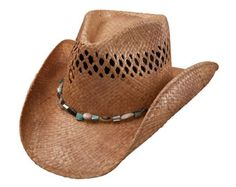 Charlie 1 Horse® Maui Wowi Straw Hat #charlie1horse #mauiwowi #strawhat #westernbootsales #pungoridge