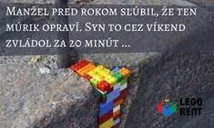 #citatnapondelok Lego City