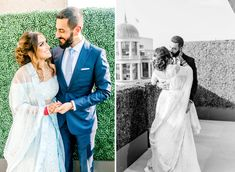 Potomac View Terrace Wedding | Washington, DC | Sonchari