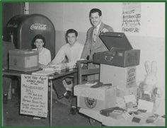 In 1947,18 different student clubs and organizations are active on campus. This picture is of the Business Administration Club from the 1948 yearbook.
