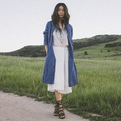 Street style tip of the day: Back to nature