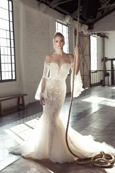 Lee Petra Grebenau Wedding Dress Collection