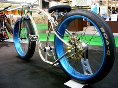 Bike. JUST ADD ENGINE.