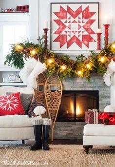 Cozy Quilt Christmas