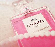 Inspiring picture chanel, parfume, pearls, pink. Resolution: 400x266 px. Find the picture to your taste!