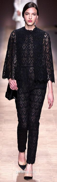 Valentino Spring Summer 2013 Ready To Wear Collection - Dresses, Coats & Pants
