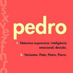 Marque o Pedro que você conhece!! #nomedodia #pedro