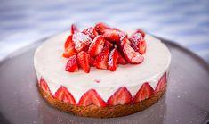 Strawberry Shortcake Gourmet Recipes, Cake Recipes, Dessert Recipes, Cooking Recipes, Desserts, Strawberry Shortcake, Love Food, Sweet Treats, Food And Drink