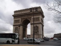 L'Arc de Thriomphe