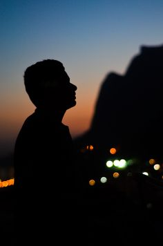 Lights of favela @twclick