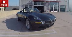 Alpina's Take On The BMW Z8 Roadster Looks And Sounds Special #Alpina #Alpina_Videos
