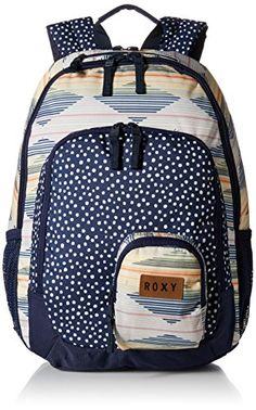 0caff35e9a Roxy Juniors Noble Trek Poly Backpack Blanket Print One Size    This is an  Amazon