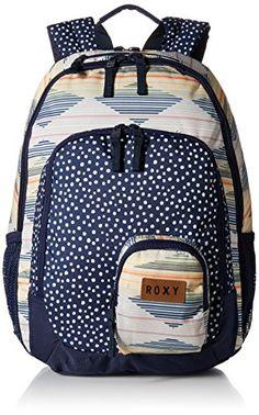 Roxy Junior's Noble Trek Poly Backpack, Blanket Print, One Size Roxy http://www.amazon.com/dp/B00Y5D8D34/ref=cm_sw_r_pi_dp_5Zl2vb1CHG36C