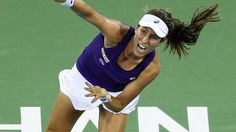 #tennis #news  Konta knocked out by Kvitova in China
