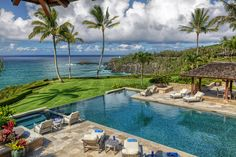 Kilauea Lighthouse, Vacation Villas, Vacation Rentals, Travel Expert, Expensive Houses, Maine House, Luxurious Bedrooms, Luxury Villa, Beach Photos