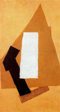 Geometrical Composition: The Guitar - Pablo Picasso