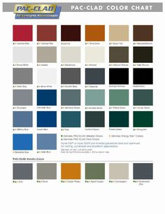 Best Berridge Metal Panels Color Chart Re Pt Duplex 1 400 x 300