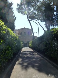 A visit to the Mausoleum of Santa Costanza in the District of Trieste #Rome