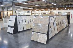 Showroom Interior Design, Tile Showroom, Shop Interiors, Office Interiors, Open Space Office, Bathroom Showrooms, Store Layout, The Tile Shop, Bathroom Design Luxury