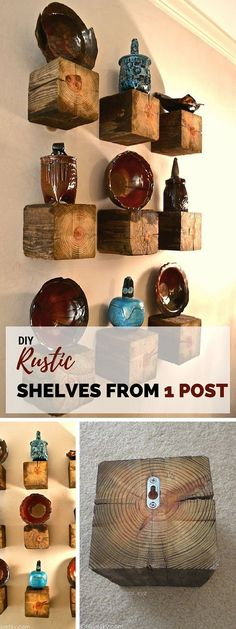 Great awesome nice 20 Rustic DIY and Handcrafted Accents to Bring Warmth to Your Home Decor… by www.danaz-home-de…  The post  awesome nice 20 Rustic DIY and Handcrafted Accents to Bring Warmt ..
