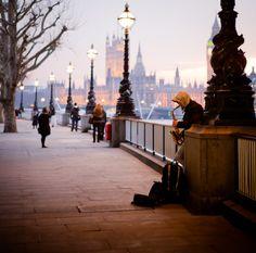 London, England <3