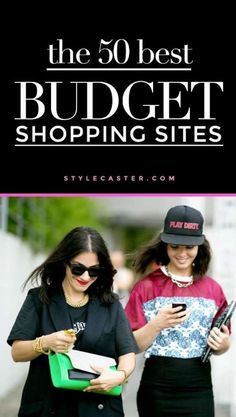 Looking for affordable online shops like Zara? Check out this amazing list: the 50 best shopping sites for the girl on a budget.   StyleCaster