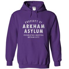 Property Of Arkham Asylum