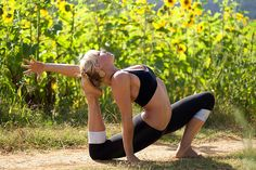 I want to get into yoga so badly!