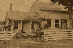Civil War photograph