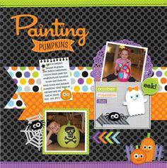 Halloween + Doodlebug = New Oct 31st Collection - Scrapbook.com