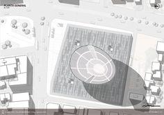 Palacio de espectáculos Plaza Egaña – Proceso U. Chile FAU