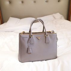 Prada Milan bag saffiano argilla luxe tote by Yasmin dxb Instagram My Bags c21395b7d1c1b