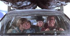 National Lampoons Christmas Vacation - Twenty-five years after its original release, this film can still make even the biggest scrooge laugh out loud. Best Christmas Movies, Lampoon's Christmas Vacation, Christmas Shows, Christmas Time, Christmas Classics, Christmas Collage, Holiday Movies, Xmas, Griswold Family Christmas