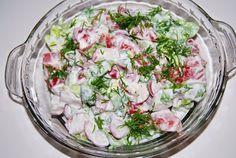O kuchni z uczuciem : Szybka sałatka obiadowa