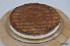 Tarta de queso y chocolate (dieta Dukan)   Magia en mi cocina   Recetas fáciles de cocina paso a paso