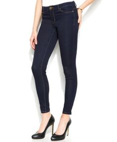 MICHAEL Michael Kors Skinny Jeans $89.99 Designed with a curve-skimming cut and a flattering dark wash, MICHAEL Michael Kors' jeans are just the ticket for casual workdays and elevated weekends alike!