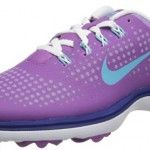 Nike Golf women's Lunar Empress Golf Shoe,Violet Shade/Polarized Blue/Deep Royal Blue,6.5 M US | Golf gifts by george