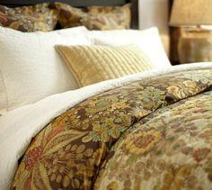 master bedroom option 3: Cassandra Duvet Cover & Sham | Pottery Barn