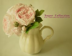 English roses 1 by JILL's Sugar Collection