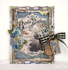 Tara_Orr's Gallery: Birdie Darling (Crafts 'n' Things Magazine)