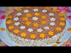 Reteta Tort de ciocolata - YouTube